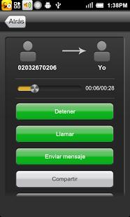 Запись телефонных разговоров с приложением Android Call Recorder