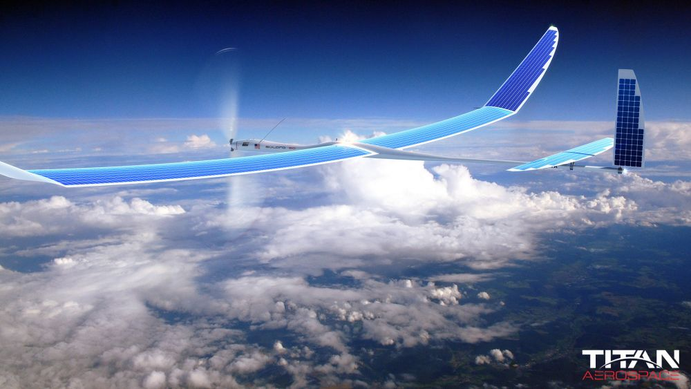 Google купила производителя дронов Titan Aerospace