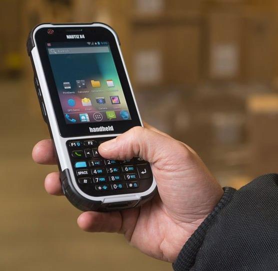 Компьютер Handheld Nautiz X4 уместится в кармане