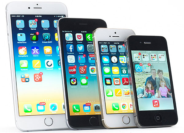 Apple iOS 8 доступна для загрузки
