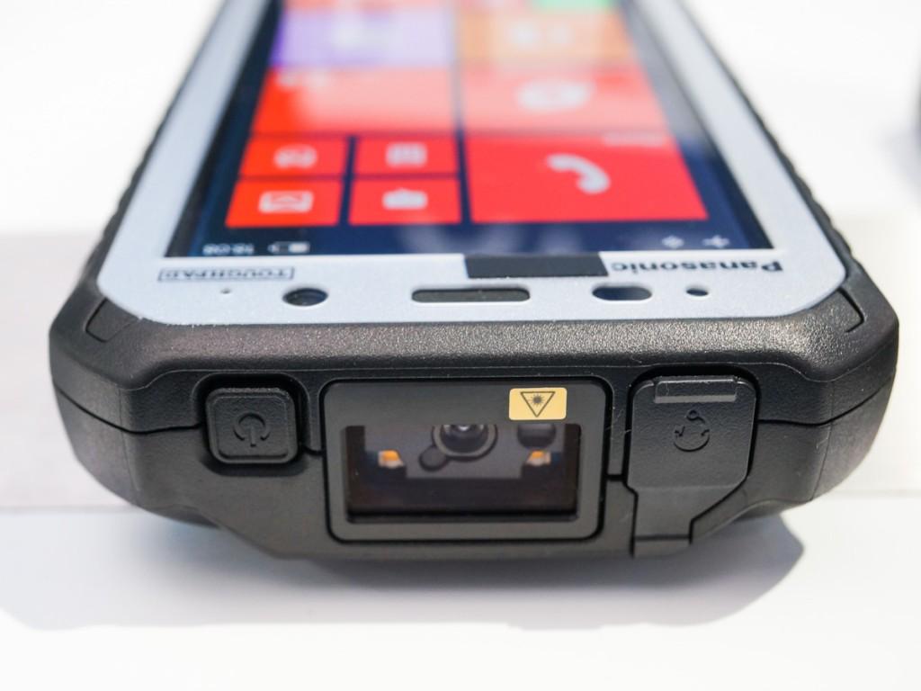 Неубиваемый смартфон Panasonic FZ-X1 Toughpad