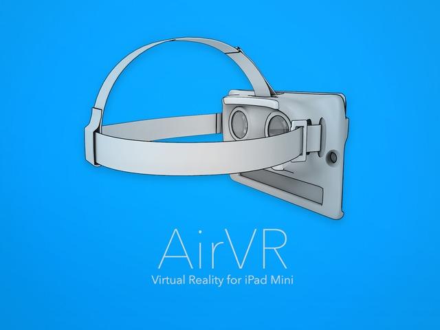 Канадские очки виртуальной реальности позволят носить iPad mini на голове