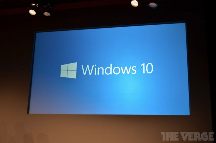 Microsoft представила операционную систему Windows 10