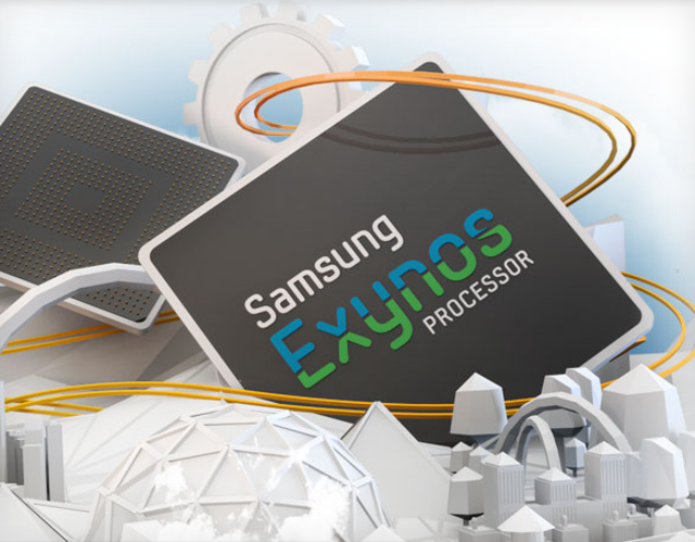 Samsung представил процессор Exynos 7 Octa