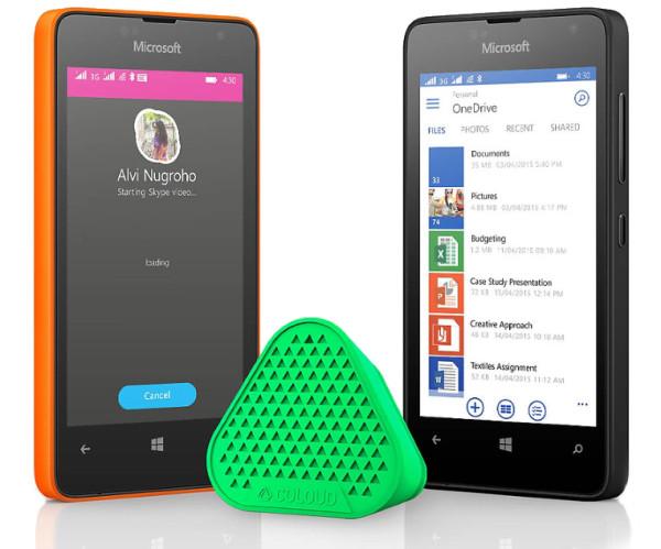 Смартфон Microsoft Lumia 430 Dual SIM вышел в России