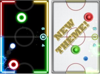 Игры для двух игроков на одном устройстве Android
