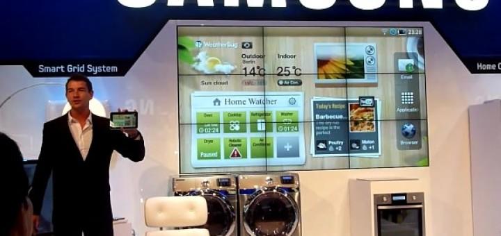 Samsung покажет нам, каким должен быть ваш умный дом