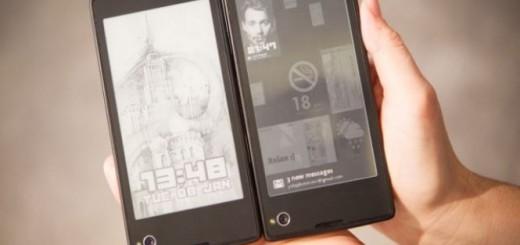 Начались продажи Yota Phone в Европе
