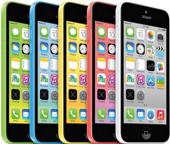 Apple сворачивает производство iPhone 5c и 4s в 2015 году