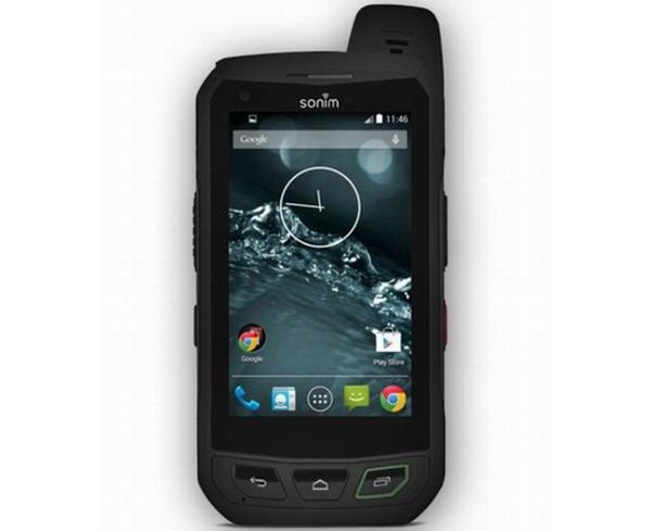 Неубиваемый смартфон Sonim XP7