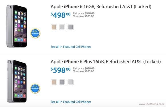 Walmart распродает iPhone 6 ниже официального ценника