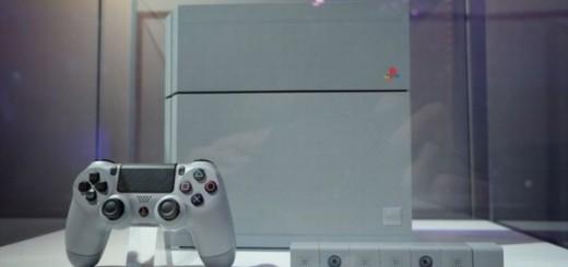 Юбилейная приставка Sony PlayStation 4 продана за $129000