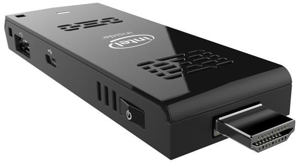 Компьютер-флешка Intel Compute Stick поступил в продажу