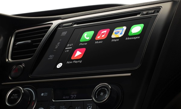 Cadillac внедрит CarPlay и Android Авто в 2016 году