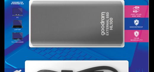 Твердотельный накопитель HL100 USB 3.2 Gen 2.