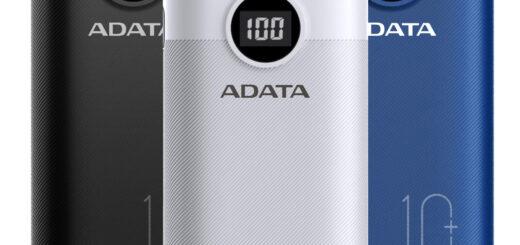 Новый пауэрбанк от ADATA с множеством видов быстрой зарядки